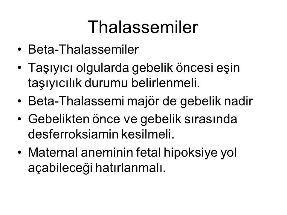 Thalassemiler Beta-Thalassemiler