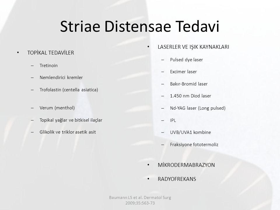 Striae Distensae Tedavi