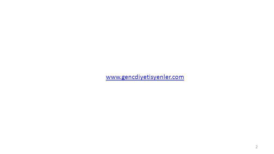 www.gencdiyetisyenler.com
