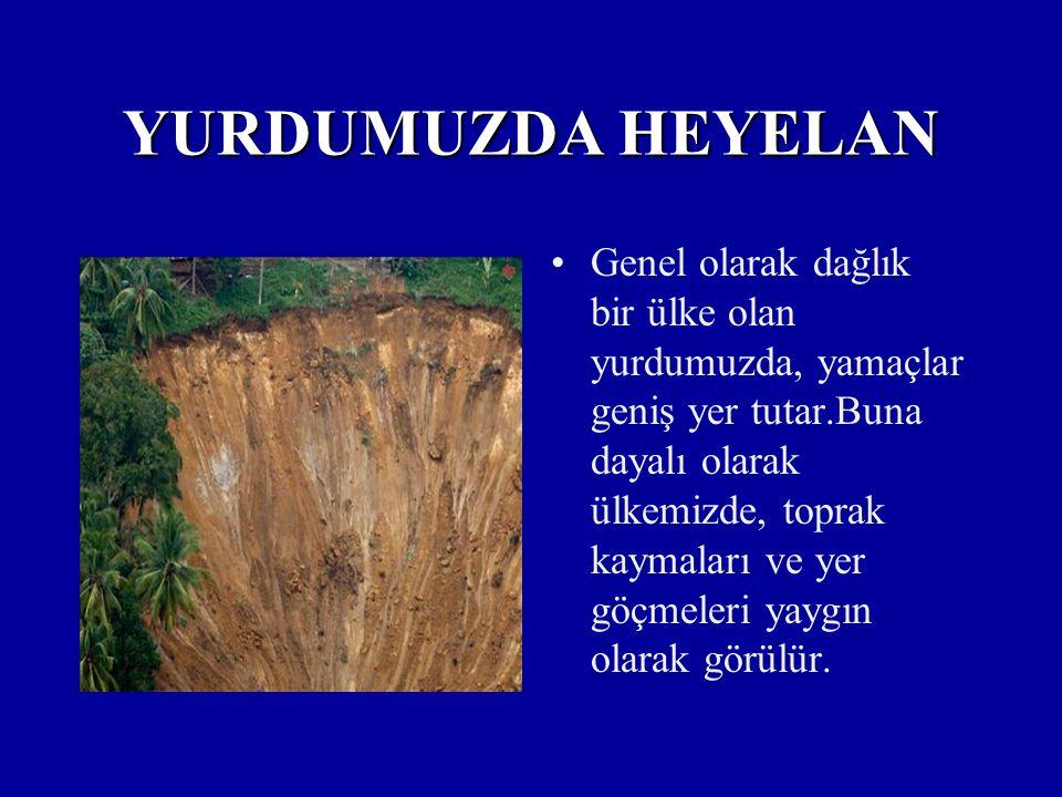 YURDUMUZDA HEYELAN