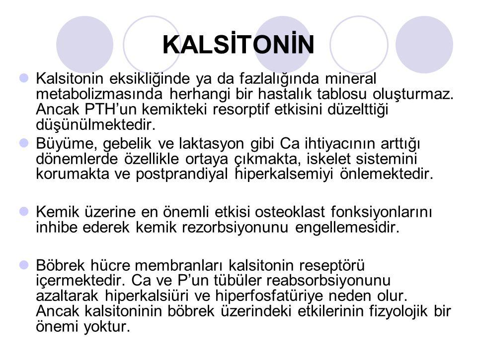 KALSİTONİN