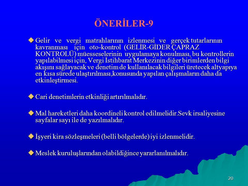 ÖNERİLER-9