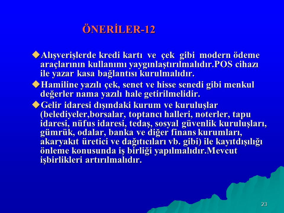 ÖNERİLER-12
