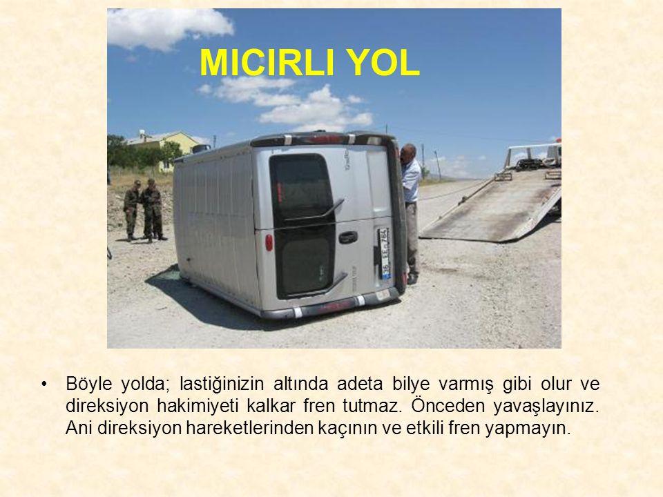 MICIRLI YOL
