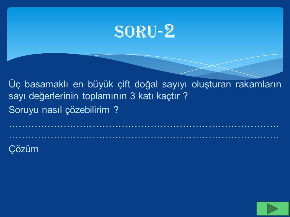 SORU-2