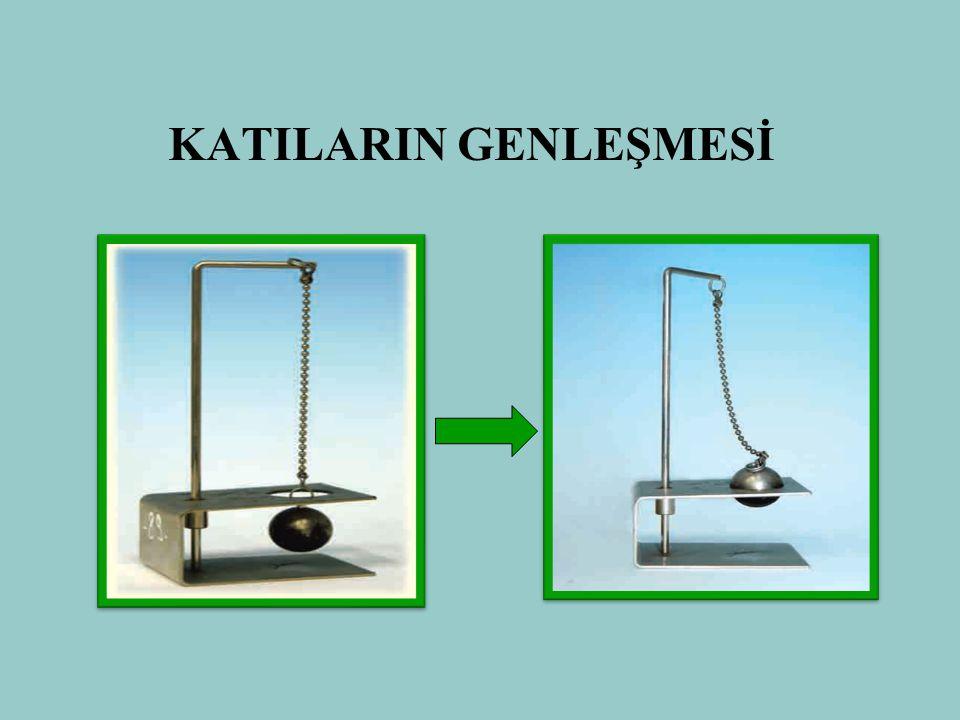 KATILARIN GENLEŞMESİ