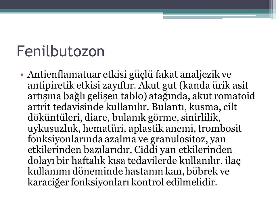 Fenilbutozon