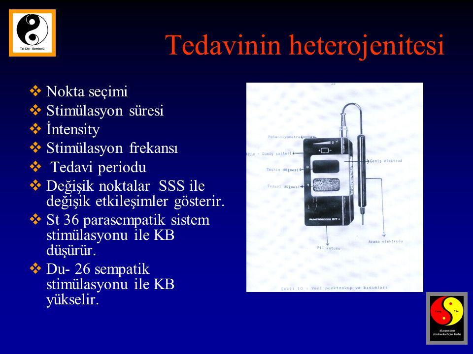 Tedavinin heterojenitesi