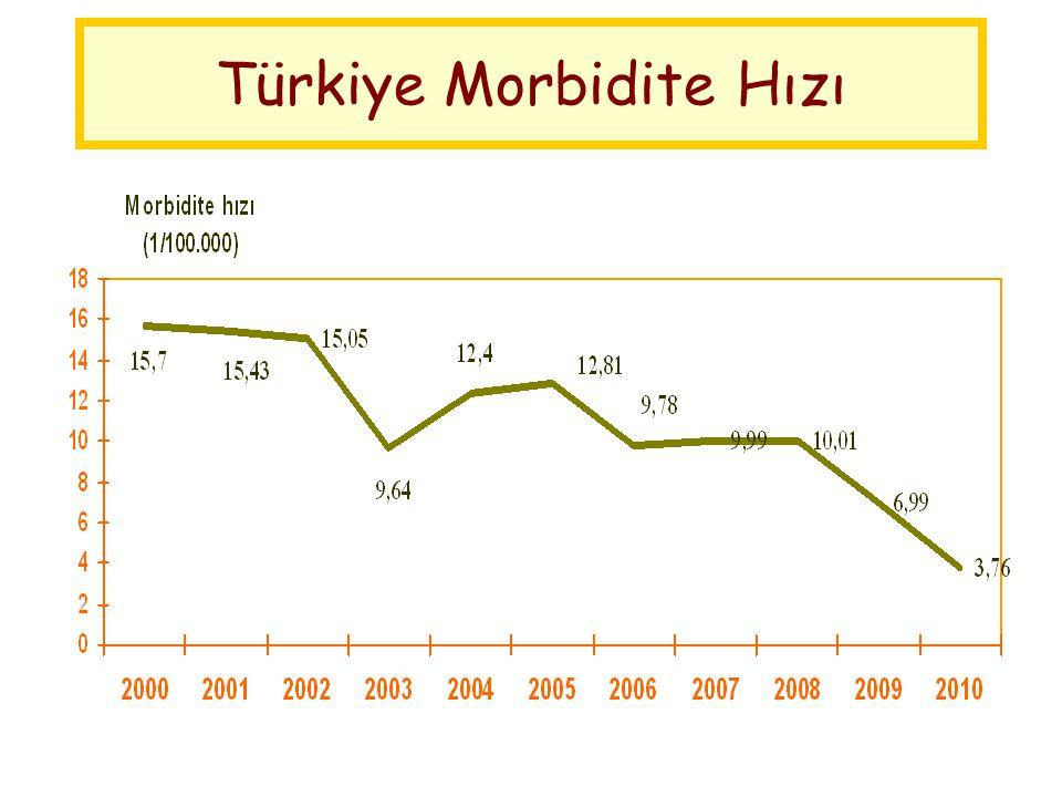 Türkiye Morbidite Hızı