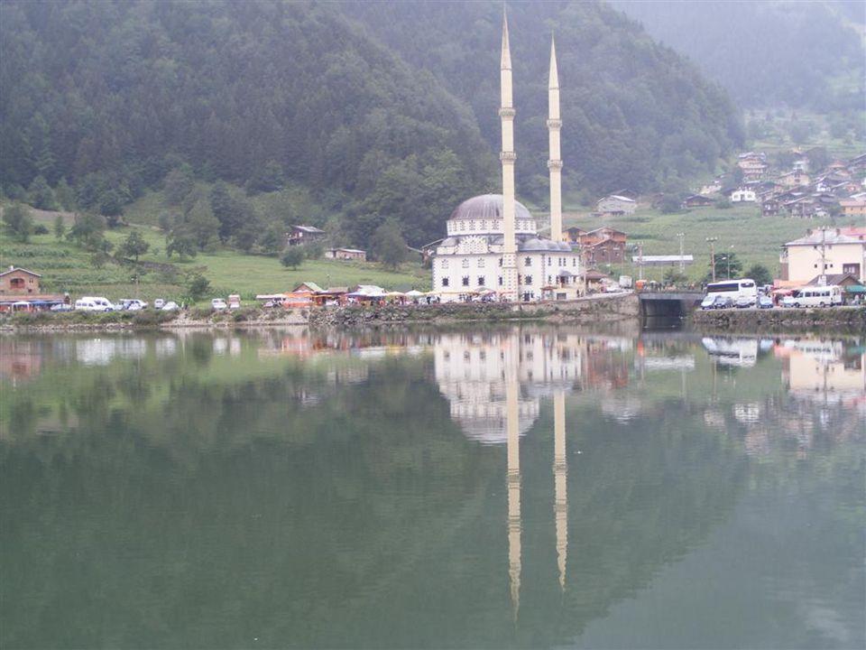 Trabzon a 99 km ve Çaykara ilçesine 19 km uzaklıkta, deniz seviyesinden 1090 m yükseklikte bulunan Uzungöl, dik yamaçları ve muhteşem orman örtüsü ile Alplerin güzelliğini geride bırakmaktadır.
