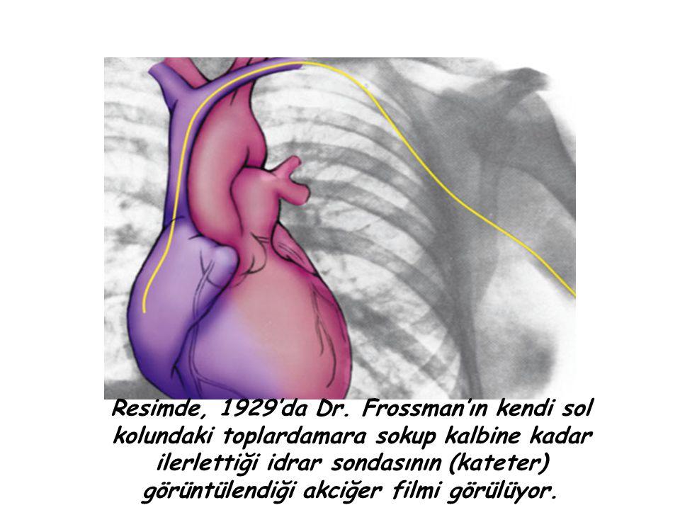 Resimde, 1929'da Dr.