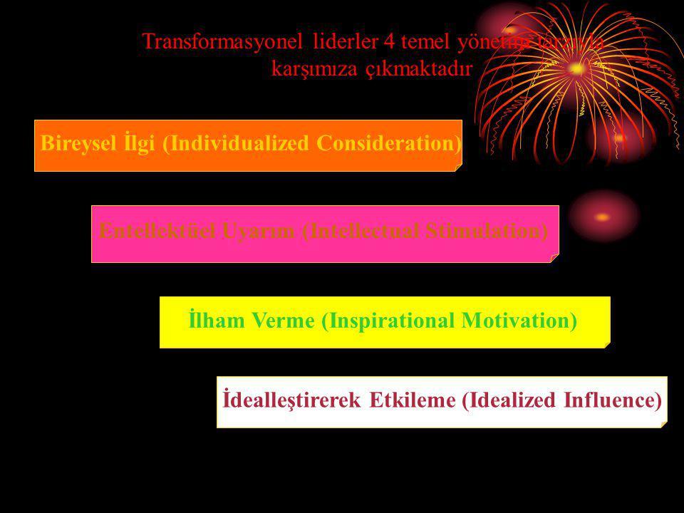 Bireysel İlgi (Individualized Consideration)