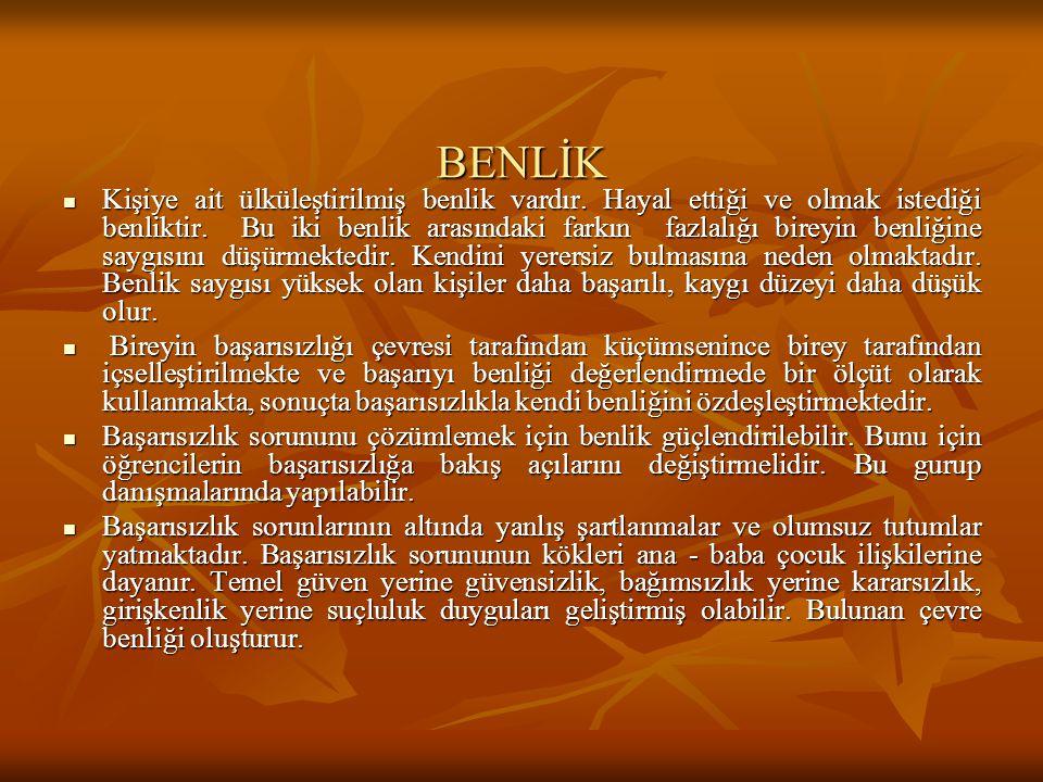 BENLİK