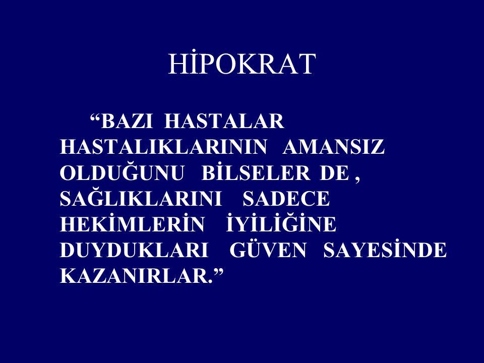 HİPOKRAT