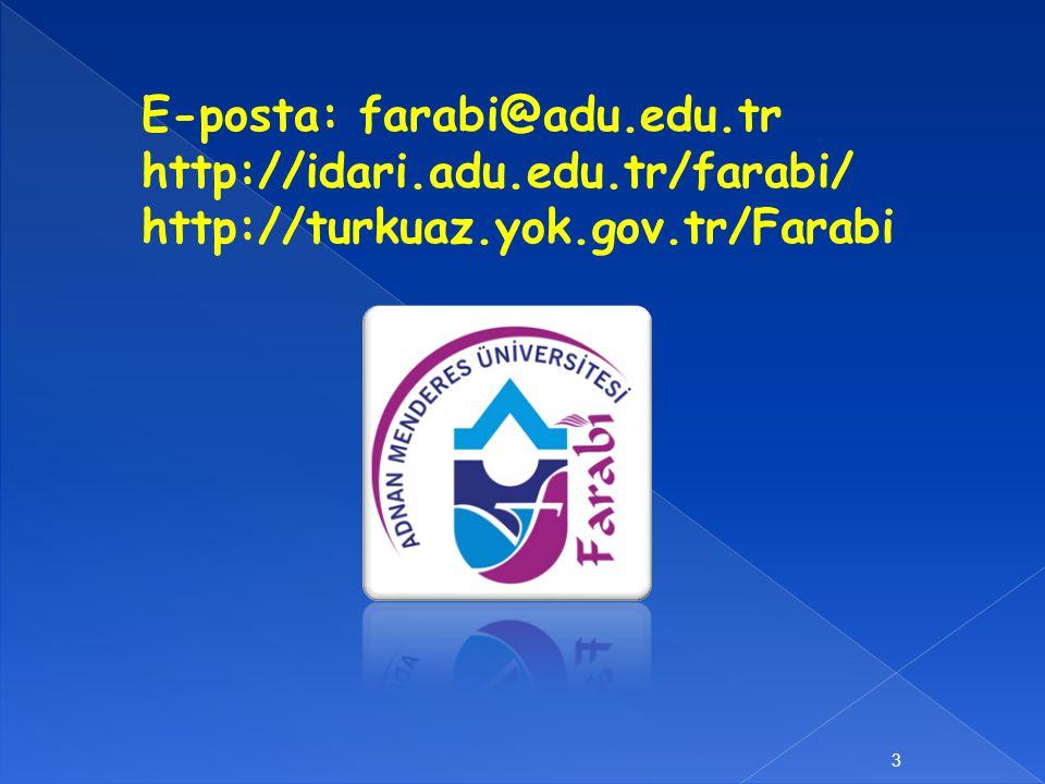 E-posta: farabi@adu.edu.tr