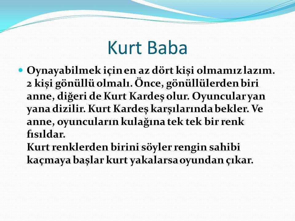 Kurt Baba