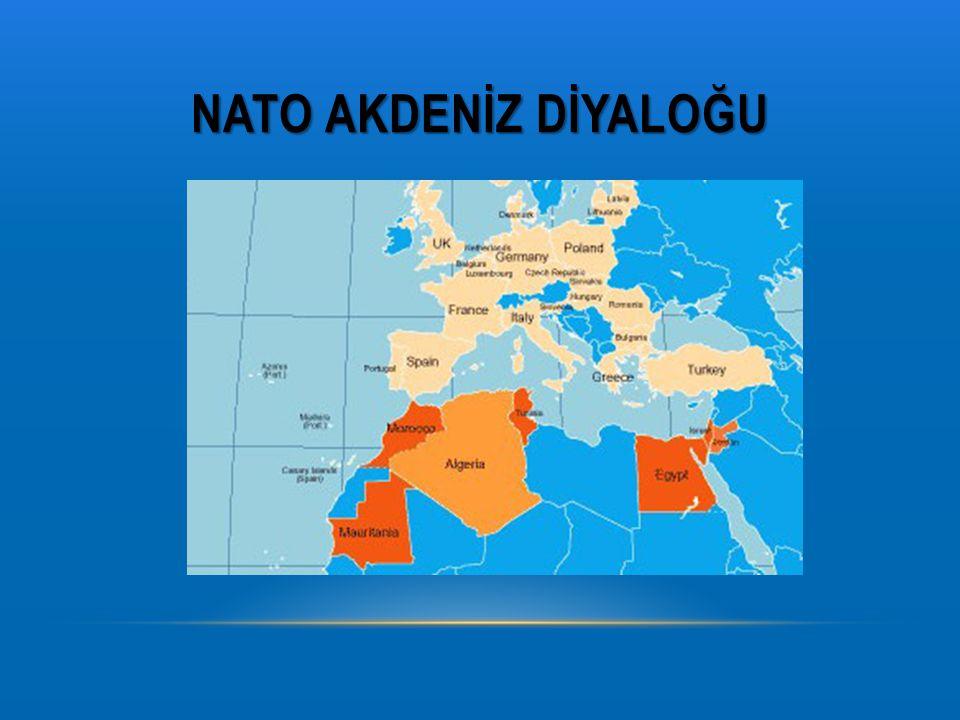 Nato akdenİz dİyaloğu
