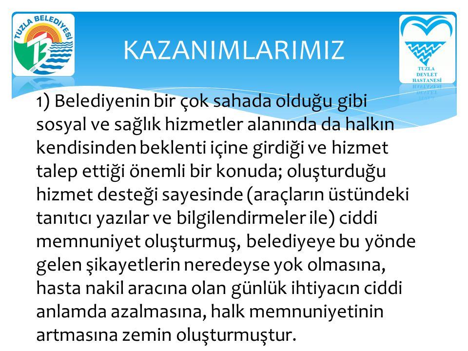 KAZANIMLARIMIZ
