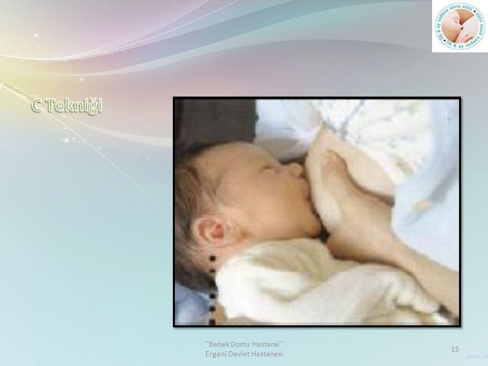 Bebek Dostu Hastane Ergani Devlet Hastanesi