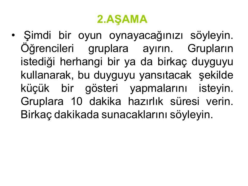 2.AŞAMA