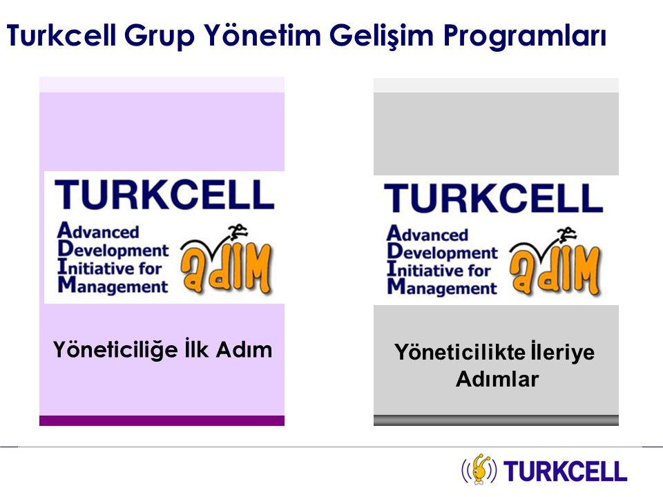 Turkcell Grup Yönetim Gelişim Programları