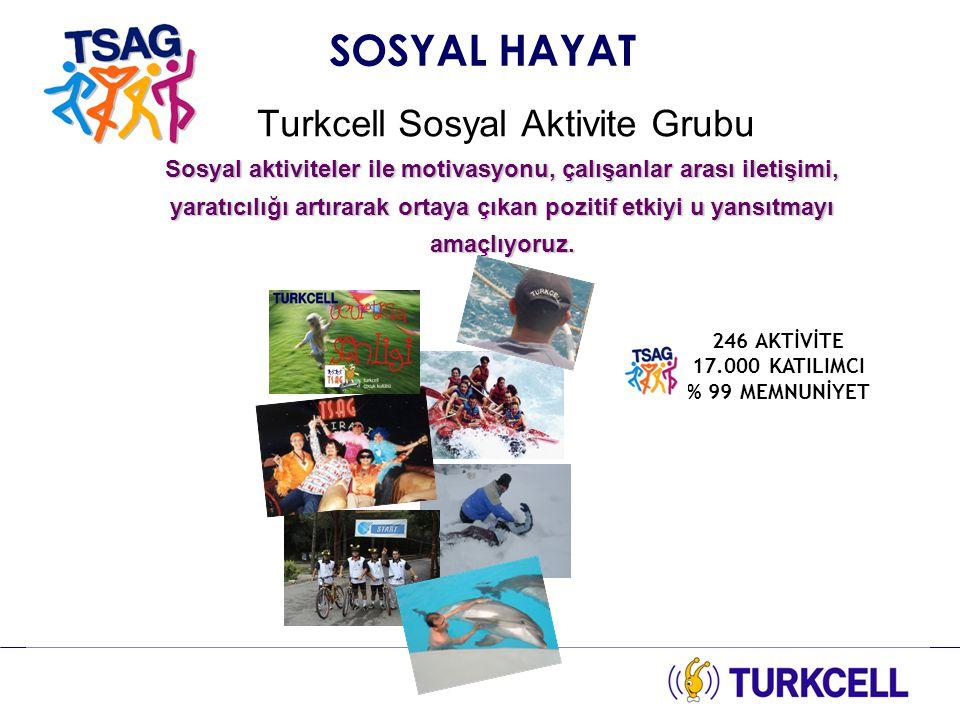 Turkcell Sosyal Aktivite Grubu