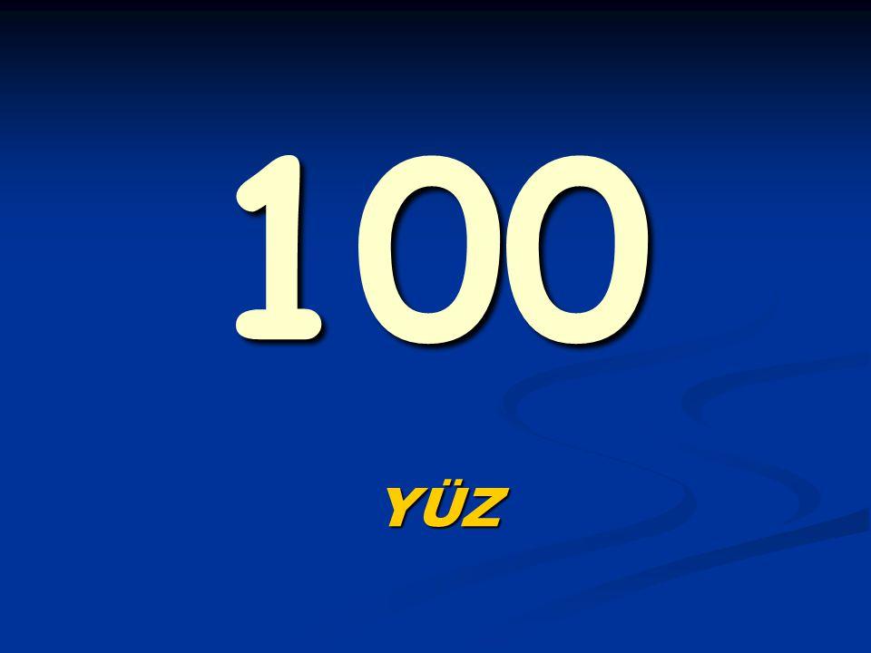 100 YÜZ