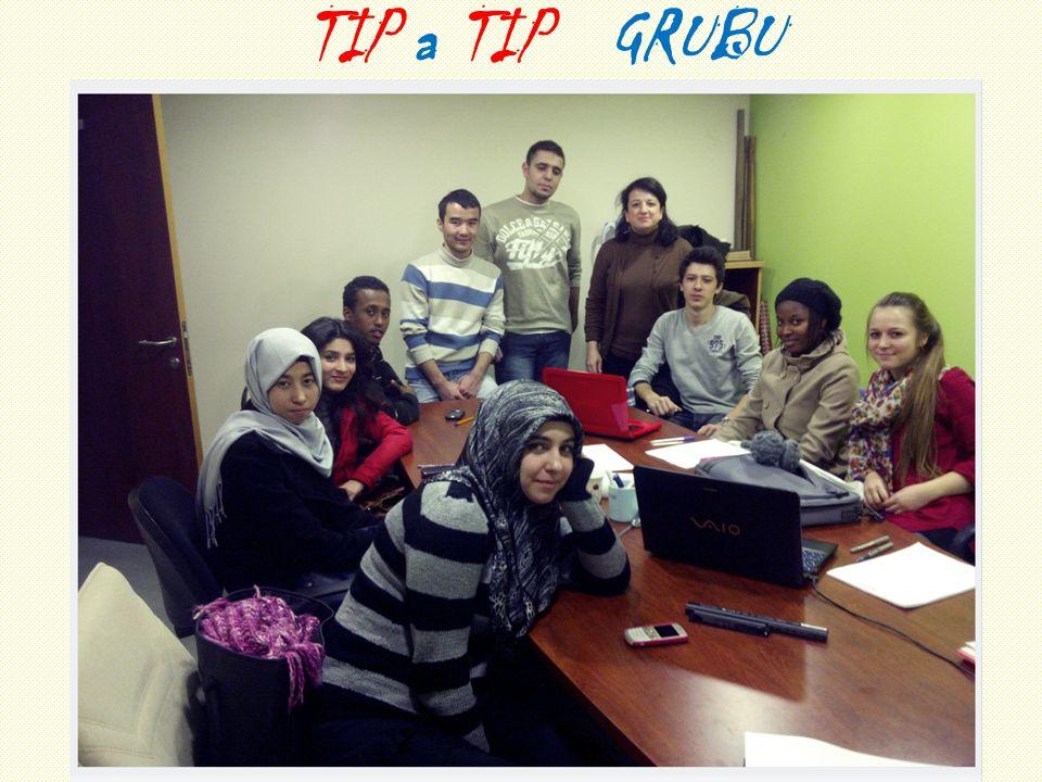 TIP a TIP GRUBU 8