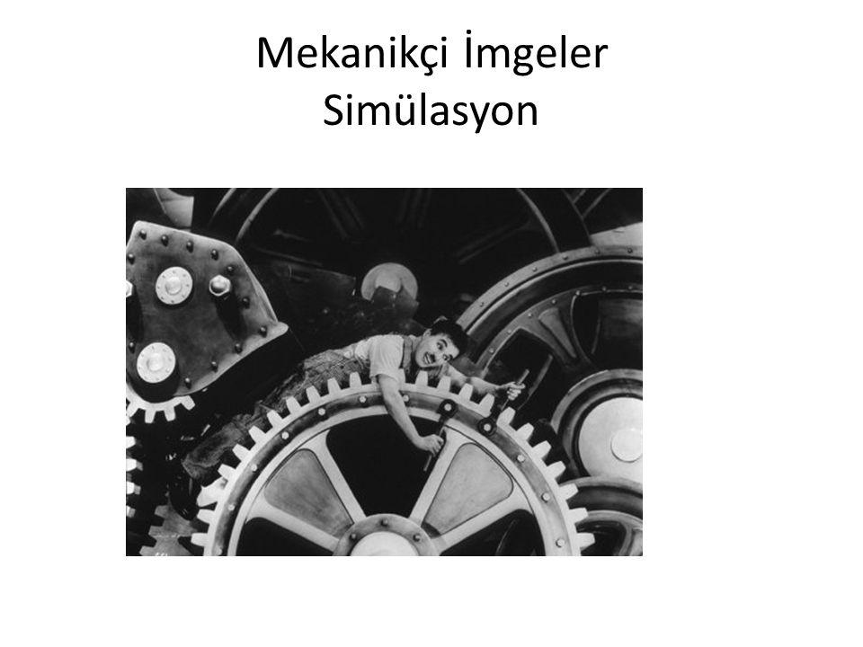 Mekanikçi İmgeler Simülasyon