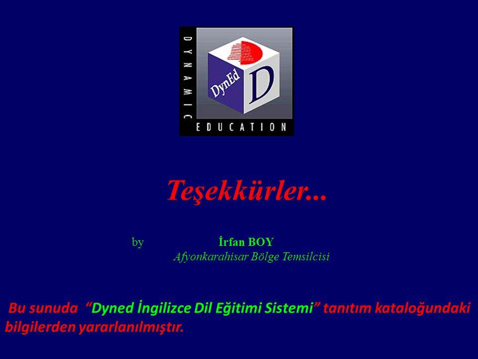 Teşekkürler... by İrfan BOY. Afyonkarahisar Bölge Temsilcisi.