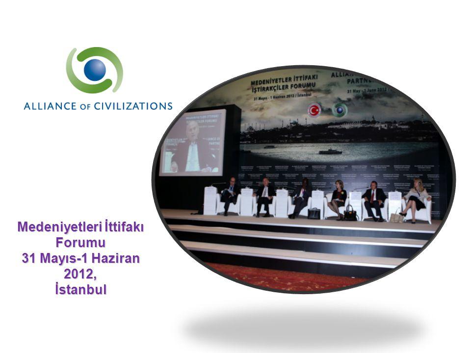 Medeniyetleri İttifakı Forumu