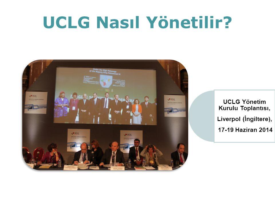 UCLG Yönetim Kurulu Toplantısı,