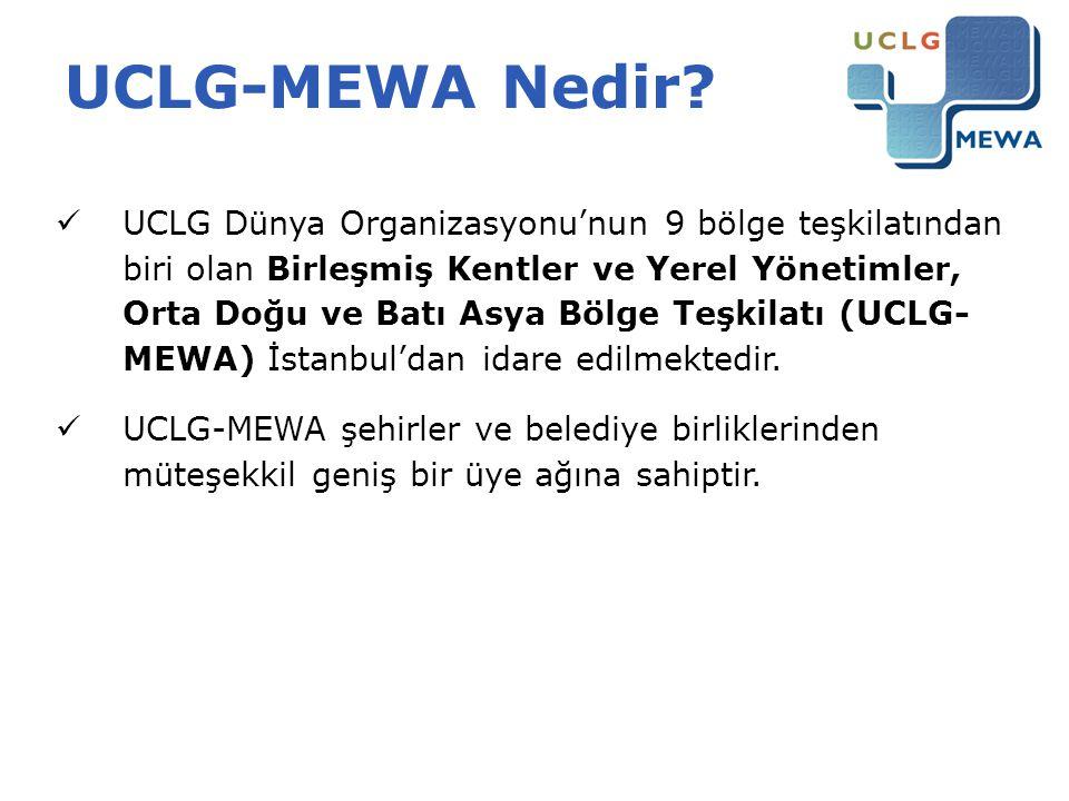 UCLG-MEWA Nedir
