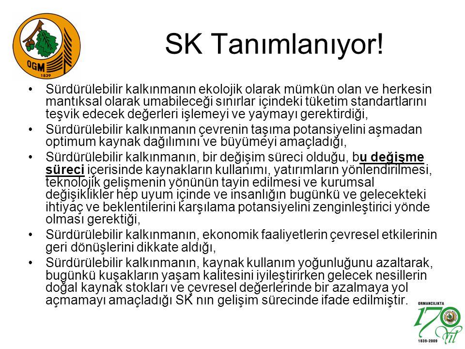 SK Tanımlanıyor!