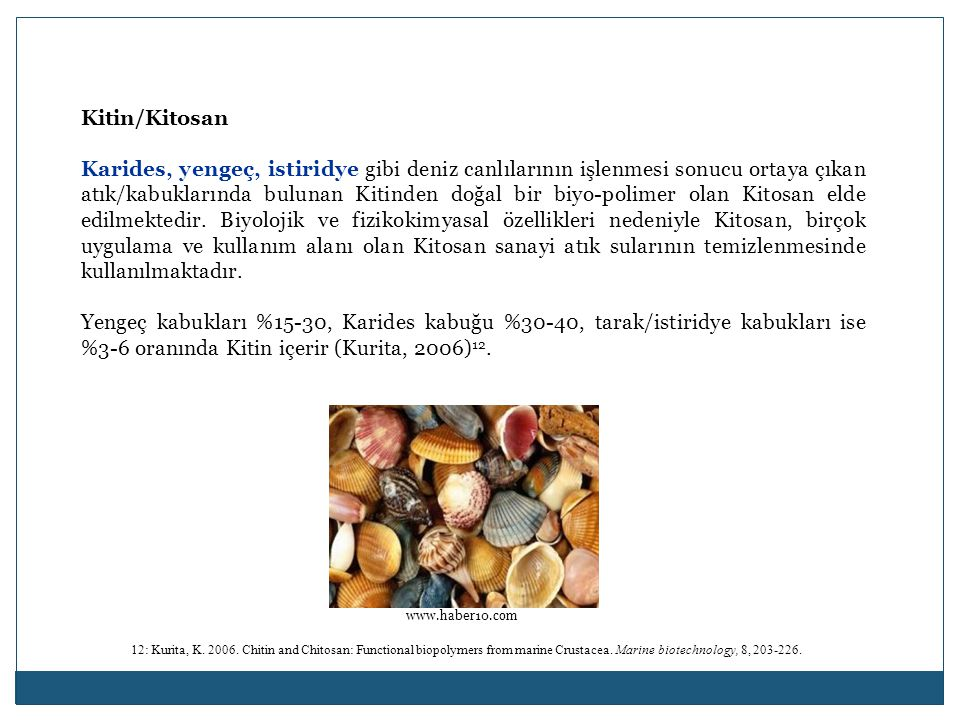 Kitin/Kitosan