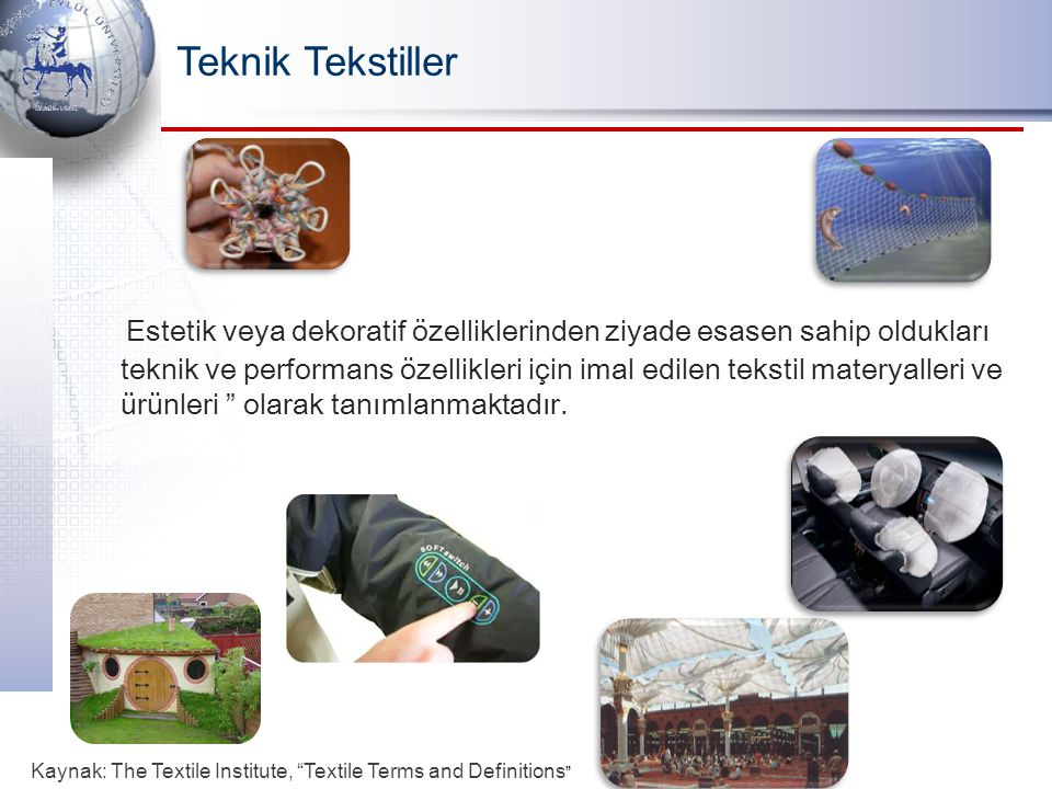 Teknik Tekstiller