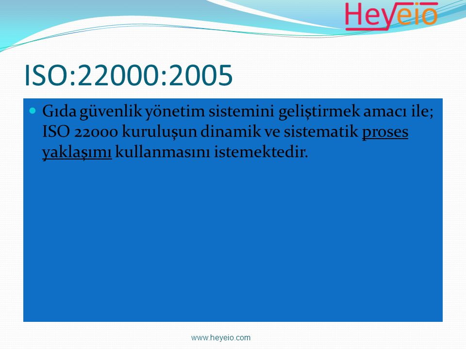 ISO:22000:2005
