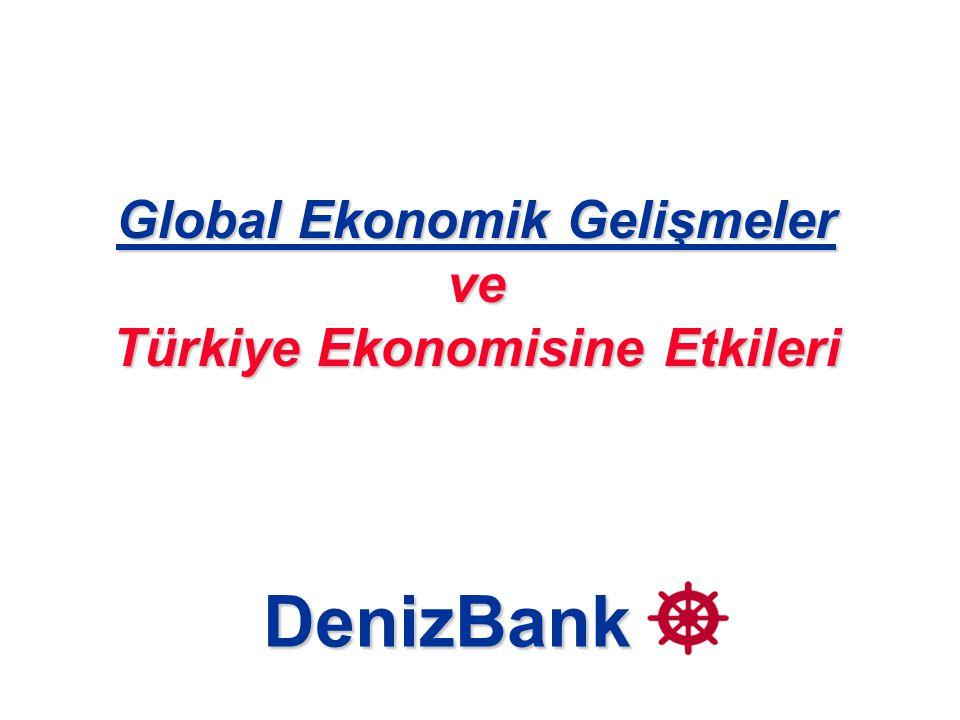Global Ekonomik Gelişmeler ve Türkiye Ekonomisine Etkileri