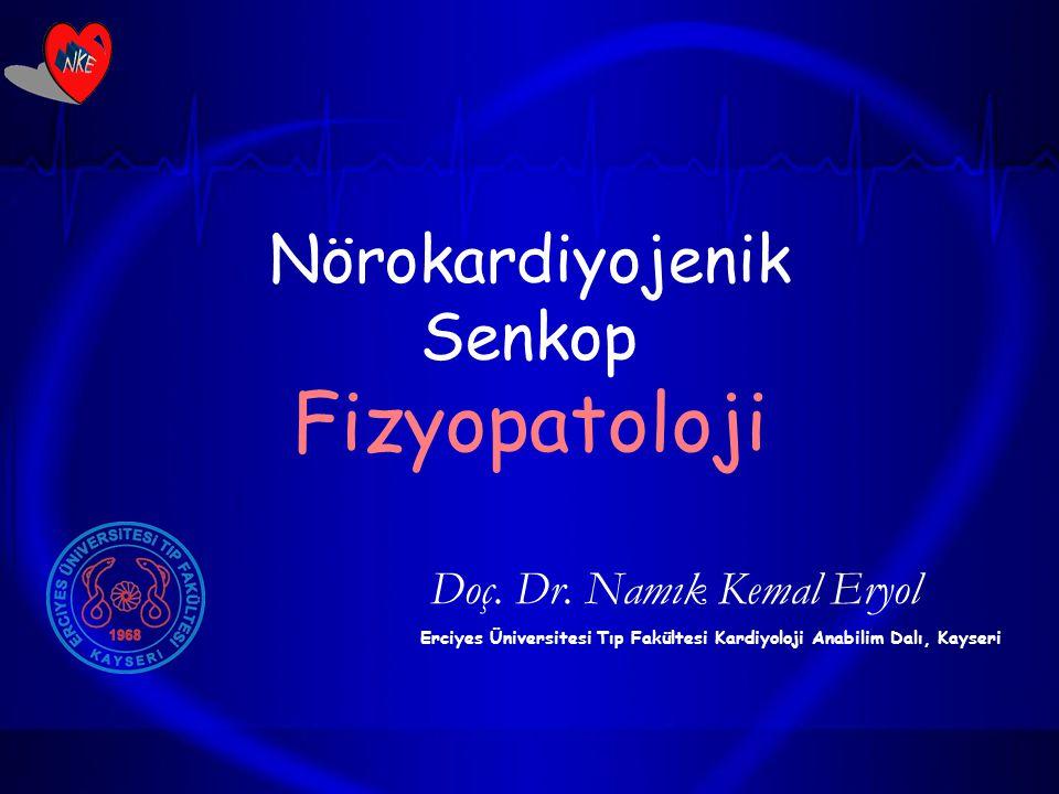Nörokardiyojenik Senkop Fizyopatoloji