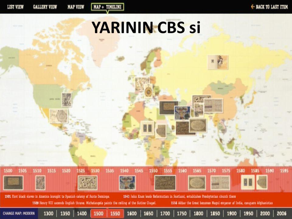 YARININ CBS si