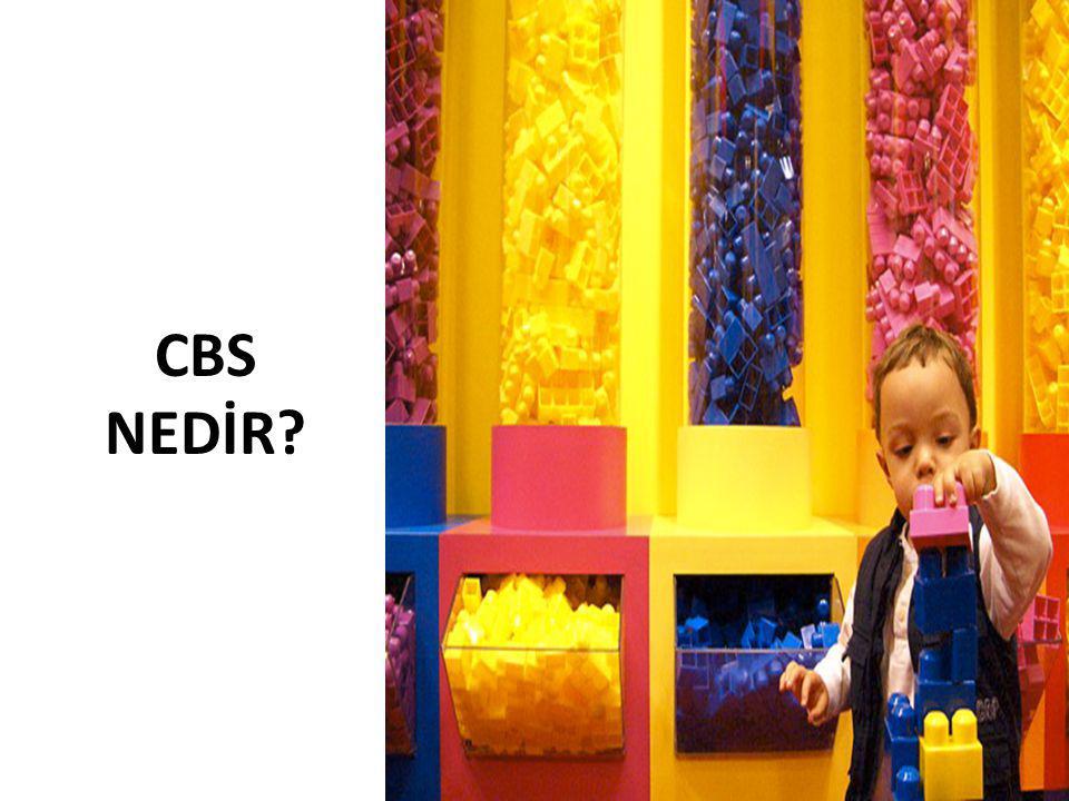CBS NEDİR