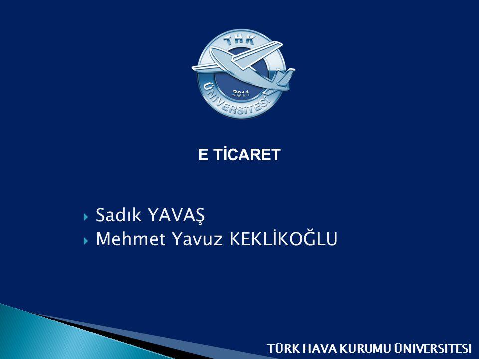 Mehmet Yavuz KEKLİKOĞLU