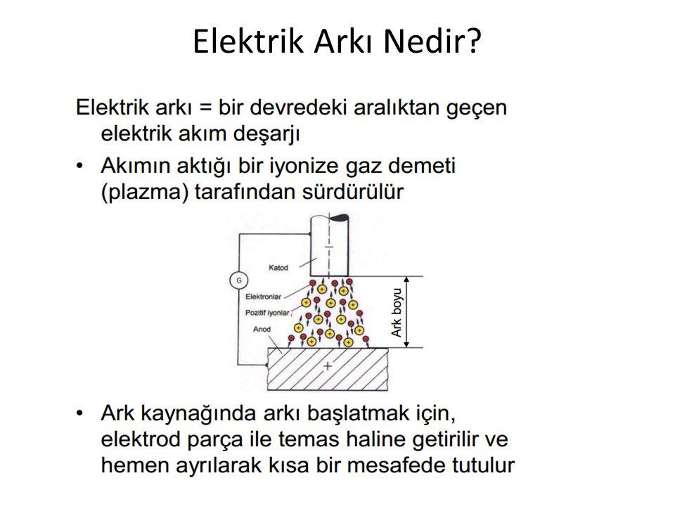 Elektrik Arkı Nedir