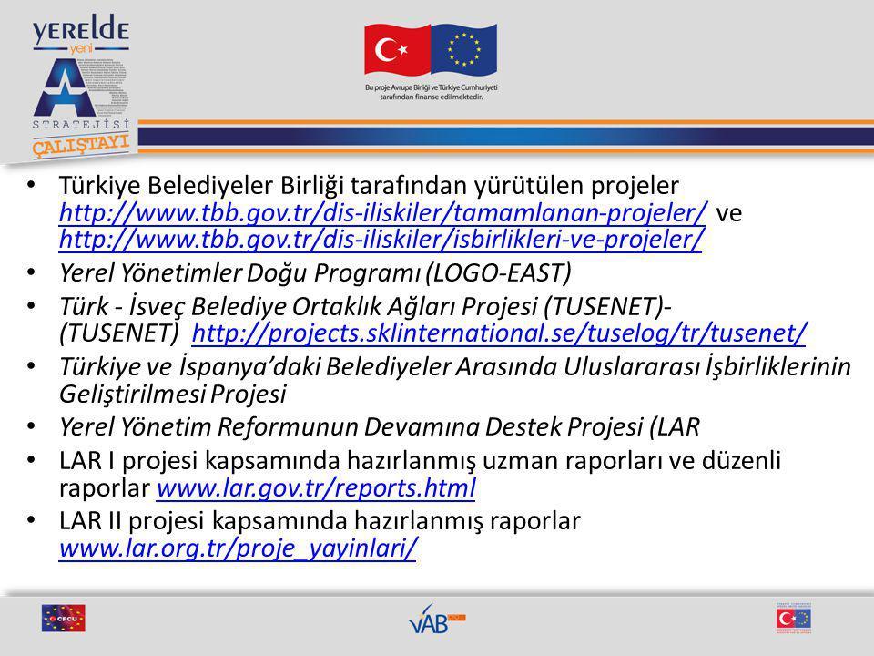 Yerel Yönetimler Doğu Programı (LOGO-EAST)
