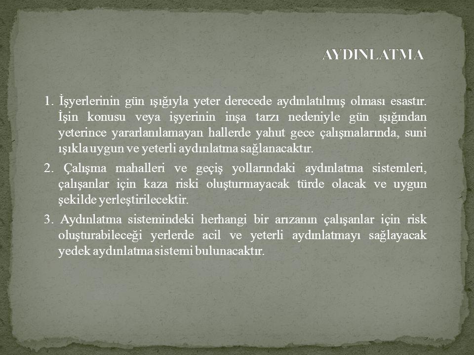 AYDINLATMA