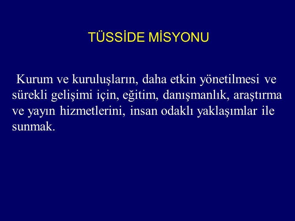 TÜSSİDE MİSYONU