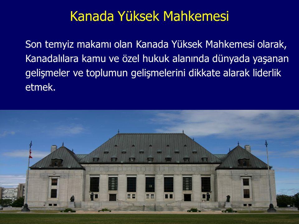 Kanada Yüksek Mahkemesi