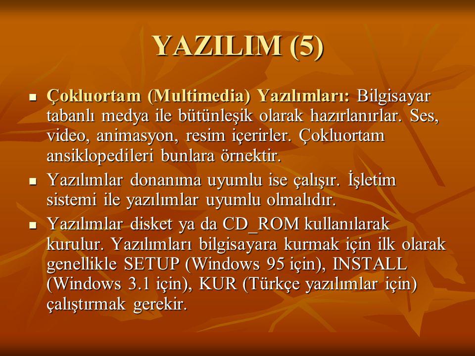 YAZILIM (5)