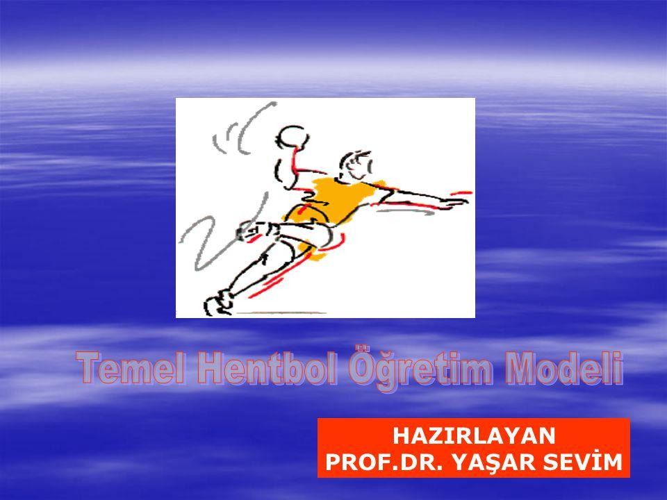 Temel Hentbol Öğretim Modeli