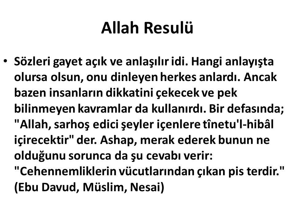 Allah Resulü